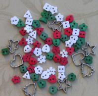 Dress it up JBT461 Mini Christmas keepsake