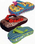 Donna Babylon Fancy Flip Flop pillow.jpg