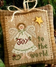 LHN December 2010 Ornament Joy to the World