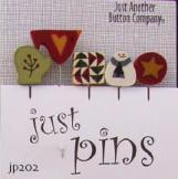 JABC  202 Pine Tree Pins