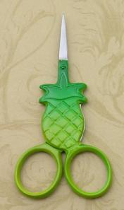 Pineapple Scissors Green