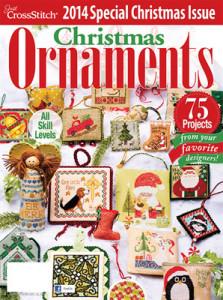 Just Cross Stitch 2014 Ornament Issue