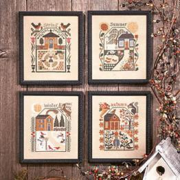 prairie schooler The 4 Seasons