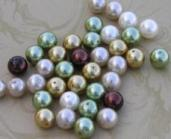 75 Glass Pearl 8mm Mixed