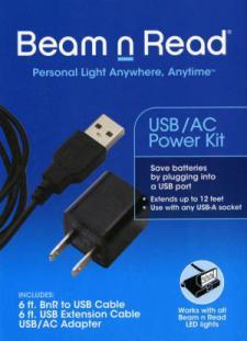 Beam N Read USB/AC Power Kit