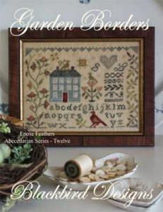 Blackbird Garden Borders Speciality Thread Pack