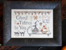 Plum Street Ghoul Tidings Speciality Thread Pack