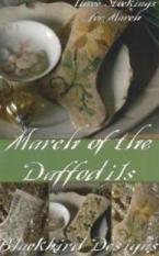 Blackbird March of the Daffodils
