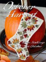 Blackbird October Harvest  Gentle Art Thread Pack