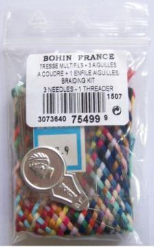 Bohin 75499 Braiding Kit