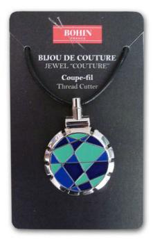 Bohin  98310  Jewel Couture Thread Cutter