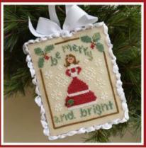 Cottage 2015 Ornament Be Merry