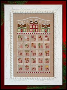 Cottage 2015 Countdown to Christmas