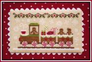 Cottage GB Village Gingerbread Train