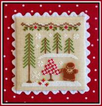 Cottage Gingerbread V #2 Gingerbread Girl