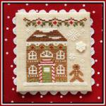 Cottage GB Gingerbead house 8