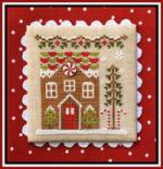 Cottage GB Village 3 Gingerbread House