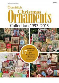 Just Cross Stitch 1997-2013 Ornament DVD