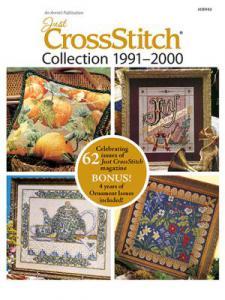 Just Cross Stitch Magazine Collection DVD 1991-2000