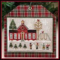 LHN Hometown Holiday School House