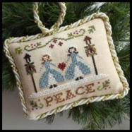 LHN 2015 Sampler Tree Peace