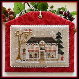 LHN Hometown Holiday Pet Store