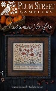 Plum Street 2016 Autumn Gifts