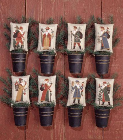 prairie schooler old world santas 2