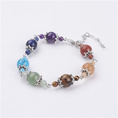 Spherical Cyrstal Bracelet Fob 2
