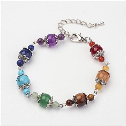 Spherical Cyrstal Bracelet Fob